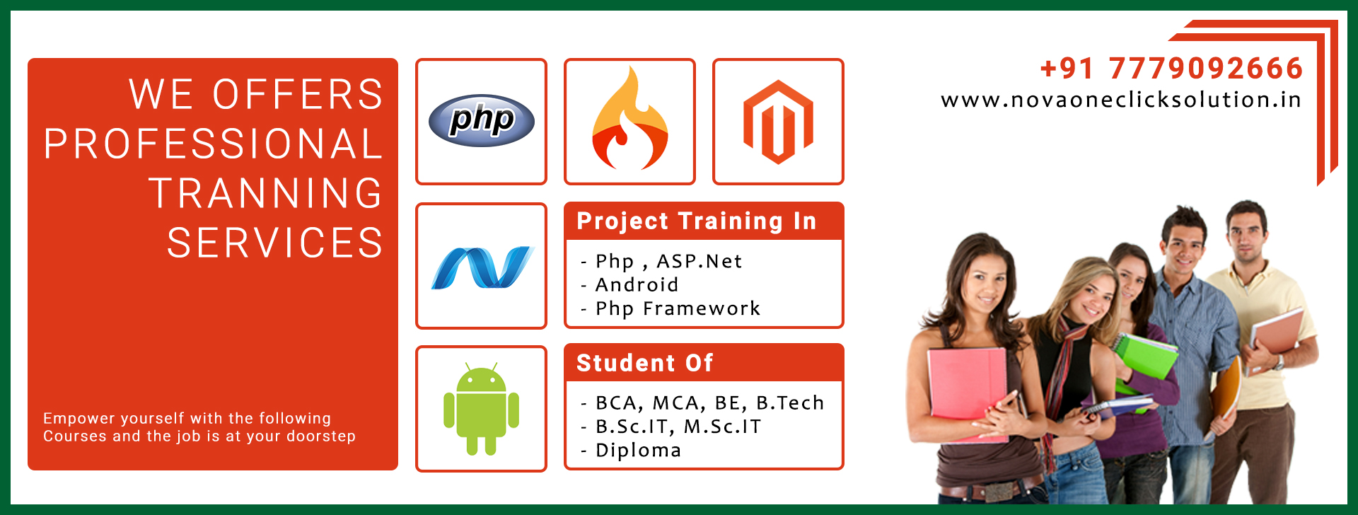 Project Training